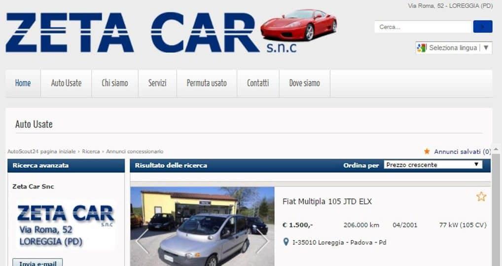 Zeta-car.it