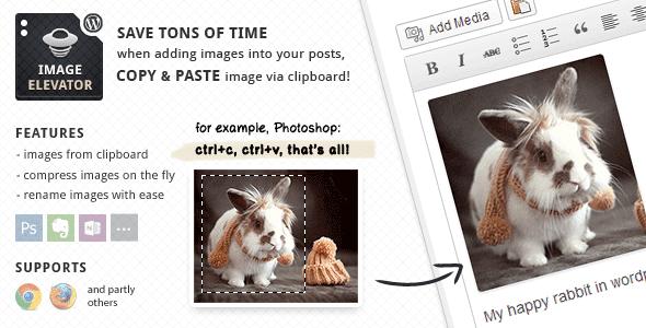 Incollare le immagini su WordPress durante la creazione di Articoli e Pagine