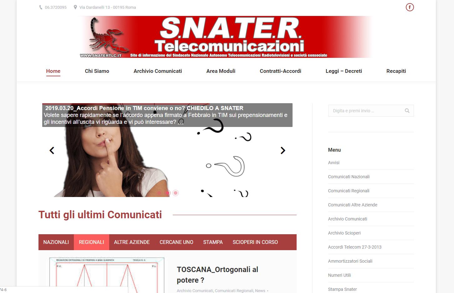 Snatertlc.it